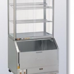 Combination Showcase Cornditioner Cabinet