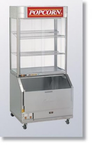 Combination Showcase Cornditioner Cabinet