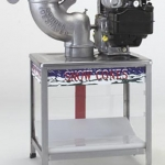 Gas Power High Speed Ice Shaver