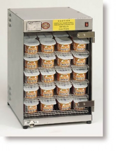 Portion Pak Cornditioner Cabinet